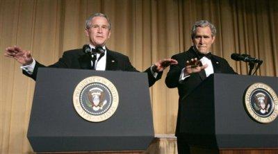 Dos Bush por el precio de uno