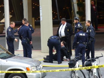 Fernandez Armesto detenido en Atlanta