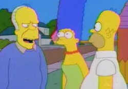 Ford, vecino de Homer Simpson
