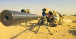 Un francotirador en Irak