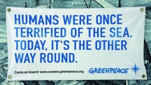 Una campaa de Greenpeace