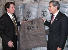 Este saco quedará estupendo en Cuba
