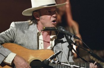 Neil Young. Foto: AP