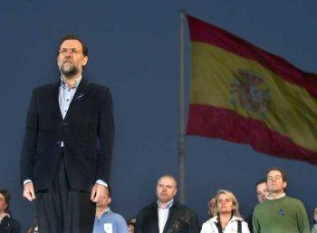 A Rajoy le falta la letra