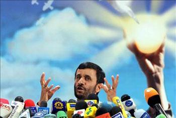 Ahmadineyad mesianico