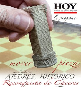 Por el ajedrez, por Dios y por San Jorge