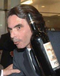 Los diálogos de Aznar con el vino