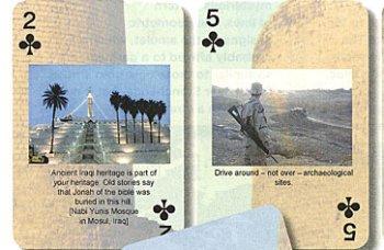 La nueva baraja de Irak