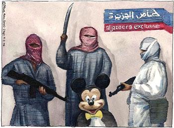 Otro enemigo del Islam que pasarán a cuchillo