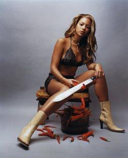 Beyoncé, vestida para matar