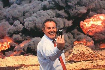 Blair sabe elegir el destino de sus vacaciones