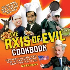 la cocina del eje del mal