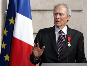 Clint Eastwood recibe la Legion de Honor