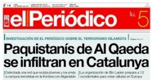 Cuidado, catalanes, Osama os vigila