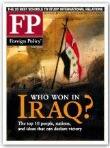 Los vencedores de la guerra de Irak