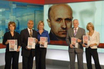 Periodistas de la BBC piden la liberación de Alan Johnston