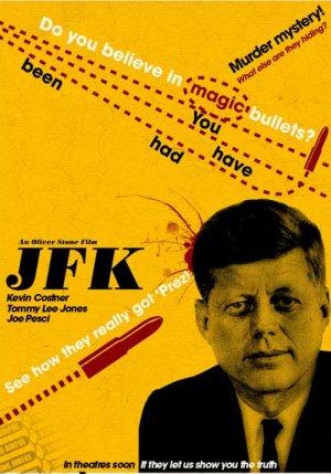 JFK al estilo Grindhouse