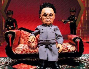 Kim, armado y cabreado