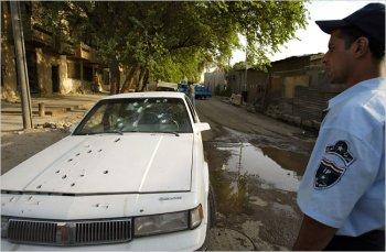 El rastro que dejan los mercenarios en Bagdad