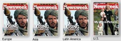 En EEUU no toca Afganistán
