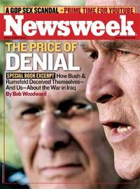Woodward se pone duro con Bush