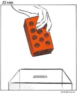 Las elecciones, según El Roto
