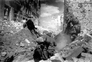 Fotos de la batalla de Stalingrado