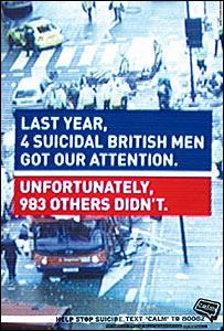No todos los suicidas son iguales