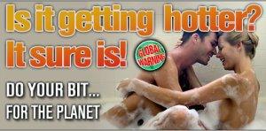 Salva al planeta y pégate el lote