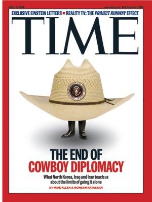 Adiós, cowboy, mejor suerte la próxima vez