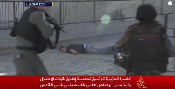 Jerusalen violencia