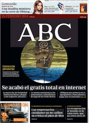 Los piratas de ABC