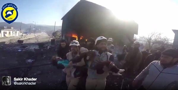 ataque ruso siria