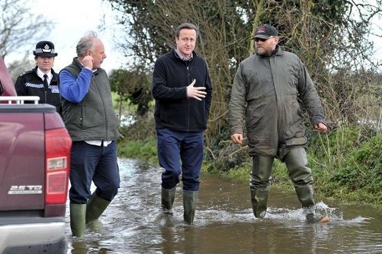 cameron inundaciones