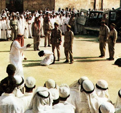 ejecucion saudi