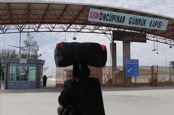 frontera siria