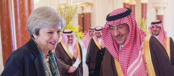 Resultado de imagen de Theresa May denuncia la política antiterrorista de la que ella ha sido responsable