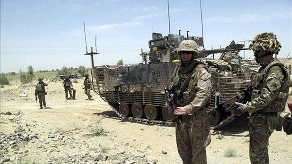 soldados britanicos afganistan