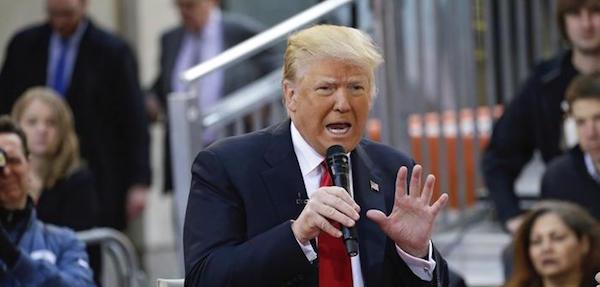 Trump declara la guerra a sus compañeros de partido