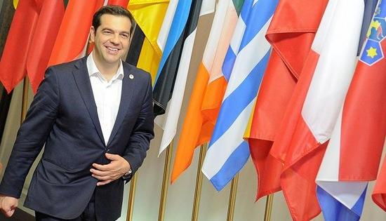 tsipras banderas