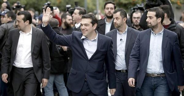 tsipras ministros